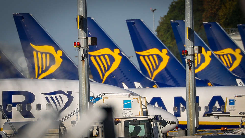 Ryanair: Streik hat begonnen - 150 Flüge sollen ausfallen