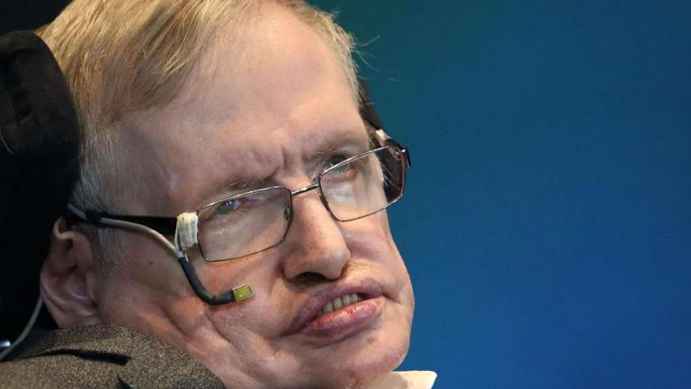 Stephen Hawkings Warnung vor Trump