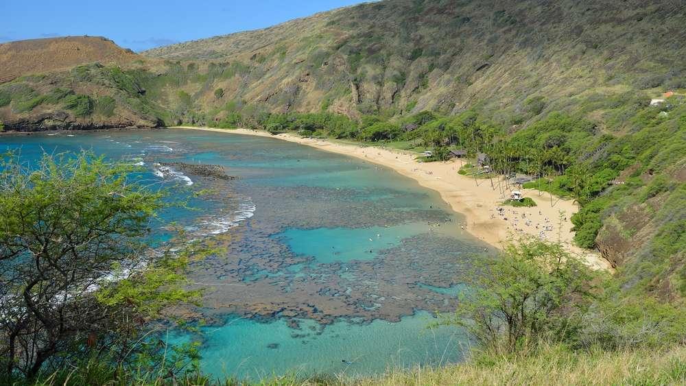Hawaii: Megatropensturm verschlingt eine ganze Insel