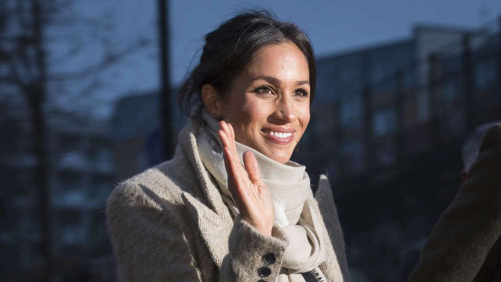 Herzogin Meghan: Für sie geht es hochschwanger nach Marokko