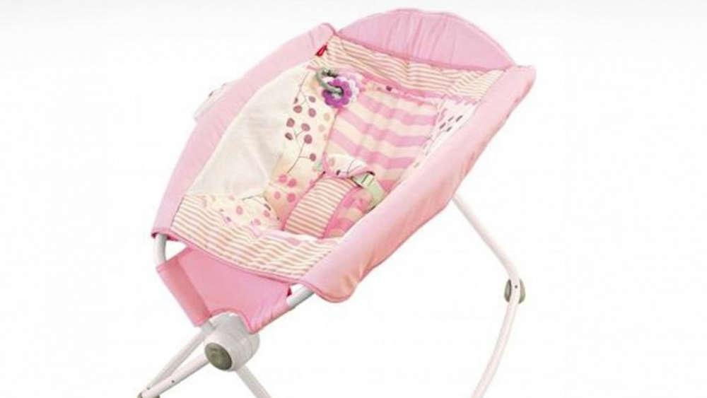 Fisher-Price ruft Baby-Wiege nun doch zurück