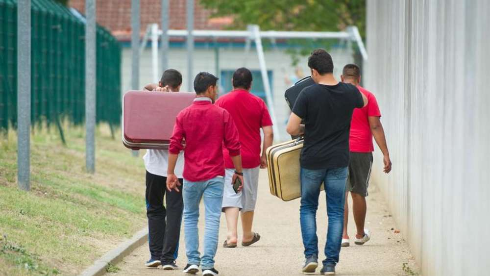 EU: Deutschland gewährt in der EU am häufigsten Asyl