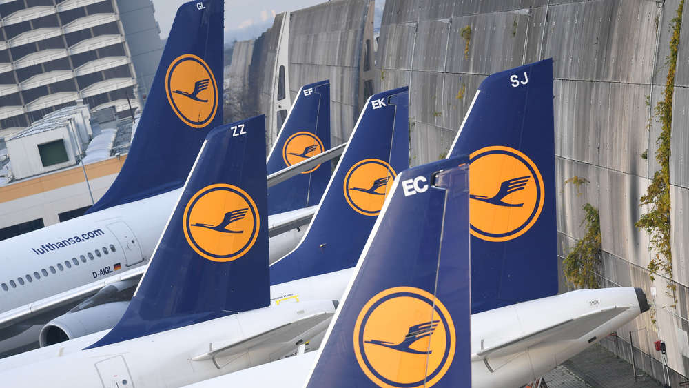 Lufthansa: Flugbegleiter-Gewerkschaft will Streik von Juli an