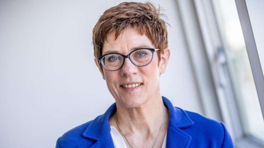 Annegret Kramp Karrenbauer- Bundesvorsitzende der CDU und bald auch Verteidigungsministerin