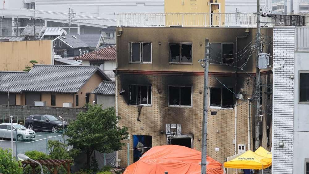 Nach Brandanschlag in Japan: Dieses Motiv hatte der mutmaßliche Täter