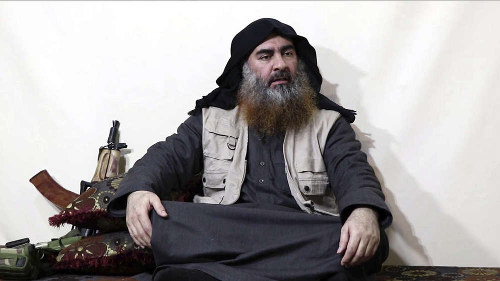 Syrien: Bericht: US-Militär greift IS-Führer Al-Bagdadi in Syrien an