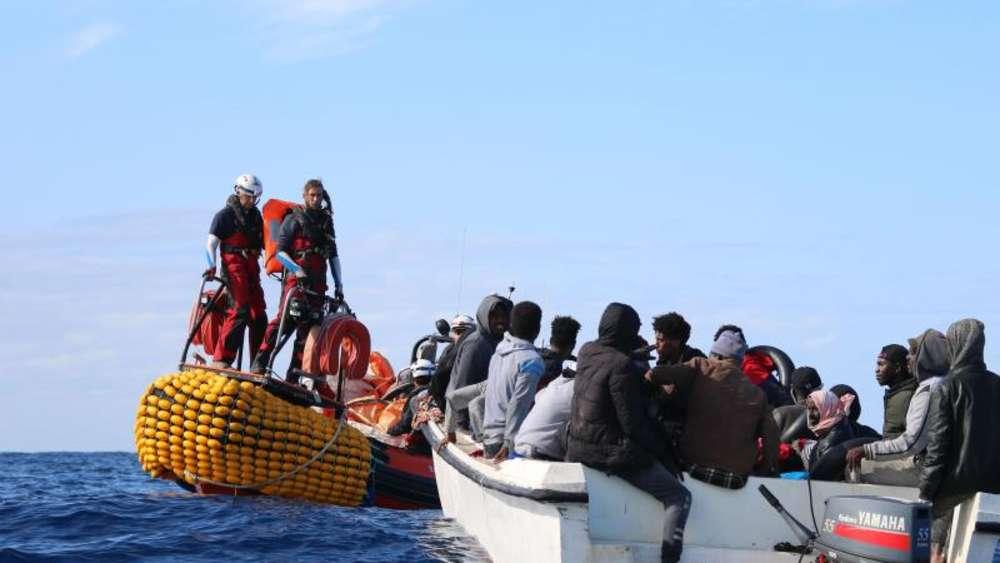 Ocean Viking darf italienischen Hafen anlaufen