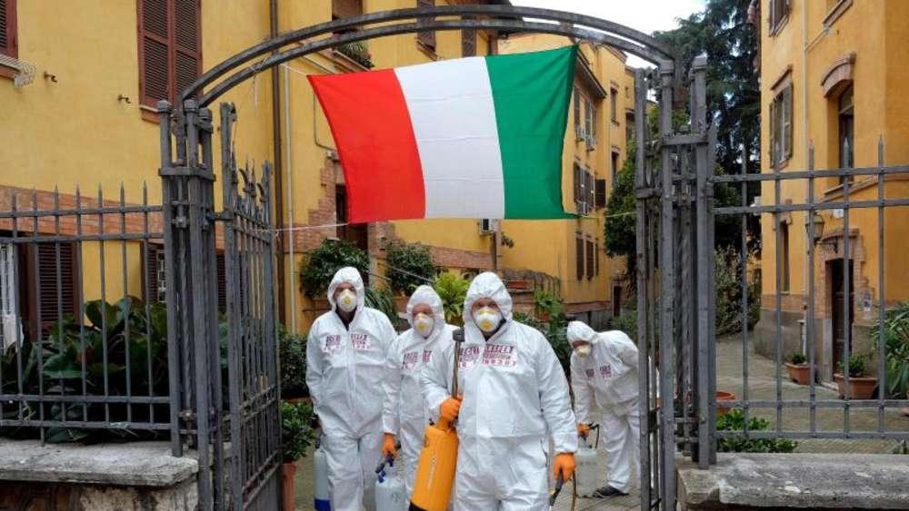 Mehr Corona-Todesfälle, aber weniger Neuinfizierte in Italien