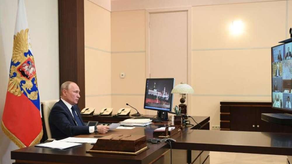 Covid-19 - Arbeitsfreie Zeit in Russland trotz Rekordanstiegs bei Corona-Neuinfektionen aufgehoben