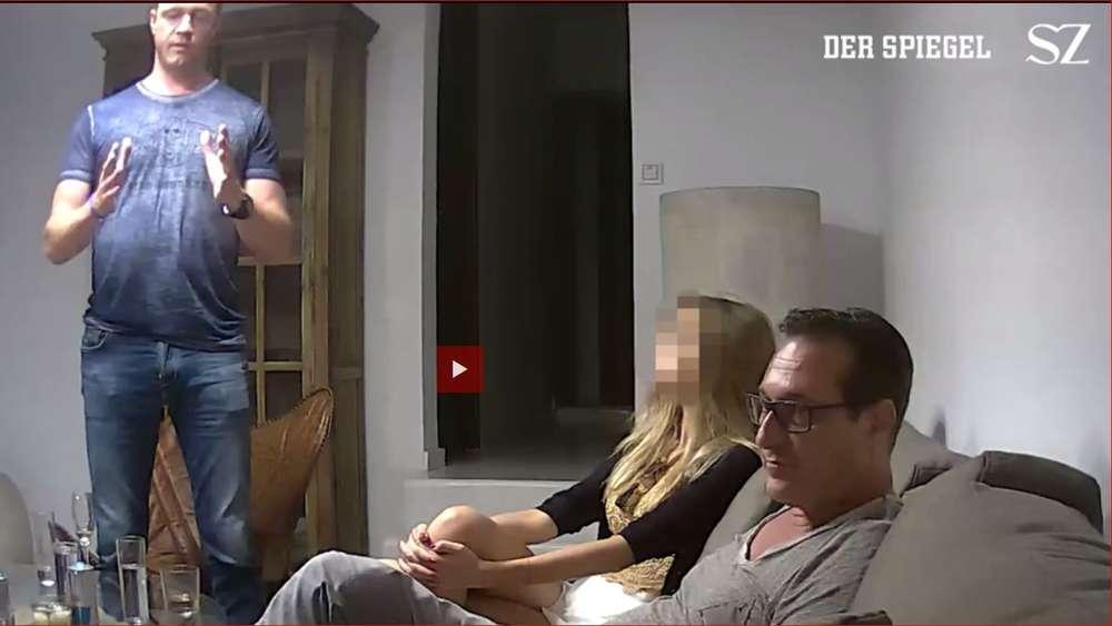 Strache veröffentlicht ausgesuchte Abschriften aus Video