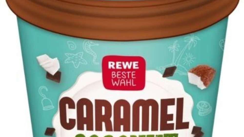Rewe Beste Wahl Caramel Coconut