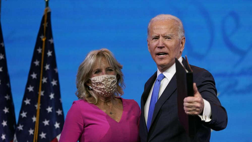 Empörung in den USA: Kolumnist fordert Jill Biden auf, Doktortitel abzulegen
