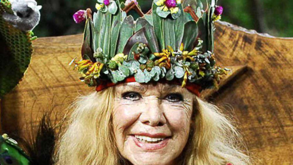 Dschungelkonigin Ingrid Van Bergen Ist Ihren Job Los