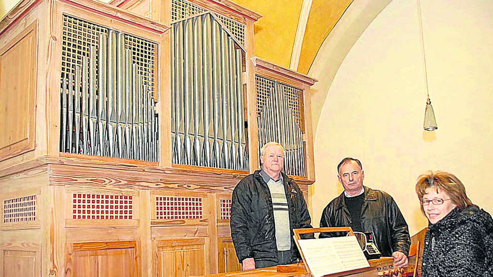 Konzertierte Aktion Macht Orgel Wie Neu Erding