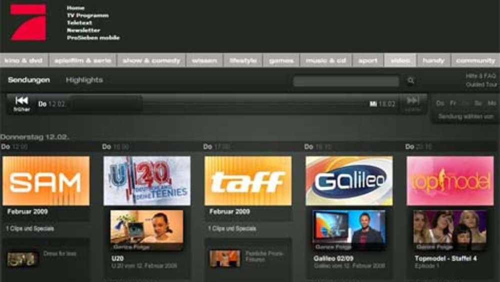 Fernsehsender Online