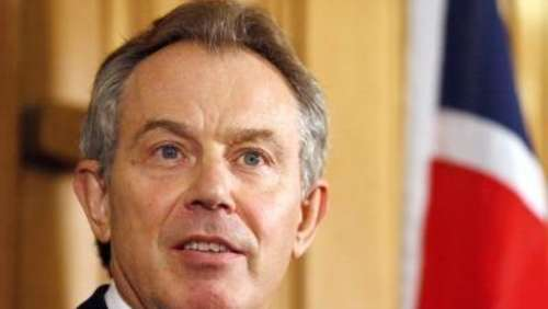 Tony Blair wird Berater bei Investmentbank JP Morgan