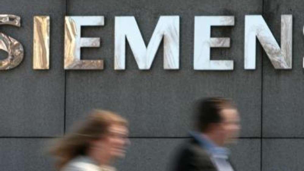Stellenabbau Kostet Siemens Hohen Dreistelligen Millionenbetrag