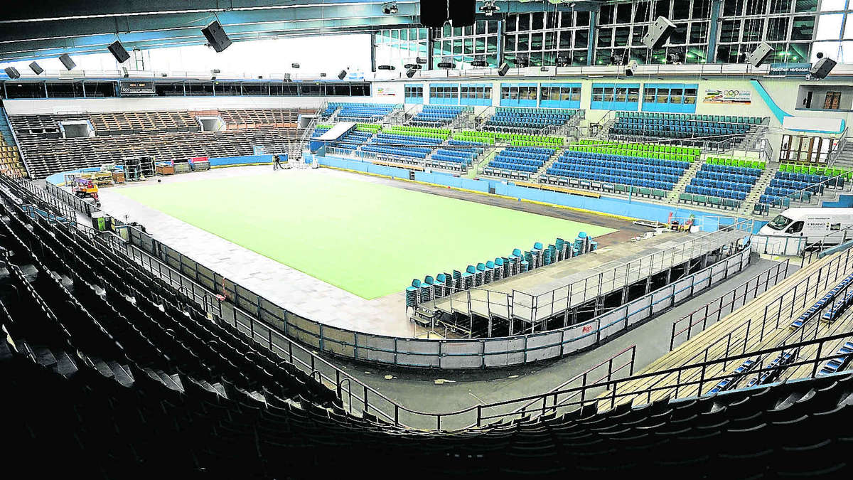 Olympia Tennis München