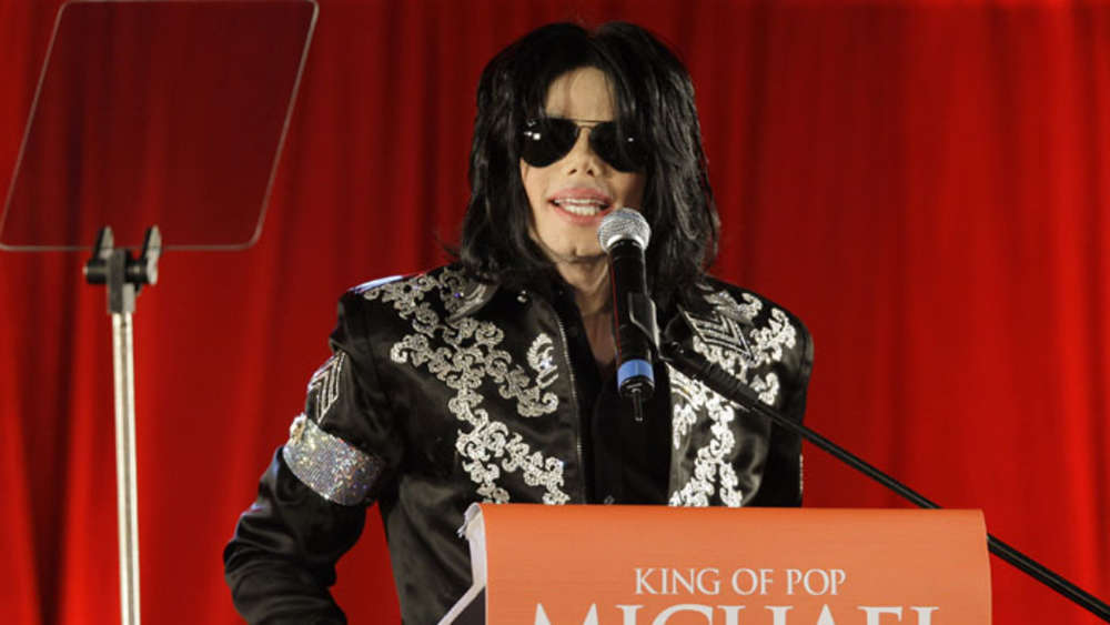 Michael Jackson plant Mega-Comeback im Juli in London