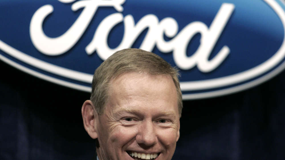 Alan Mulally, Ford