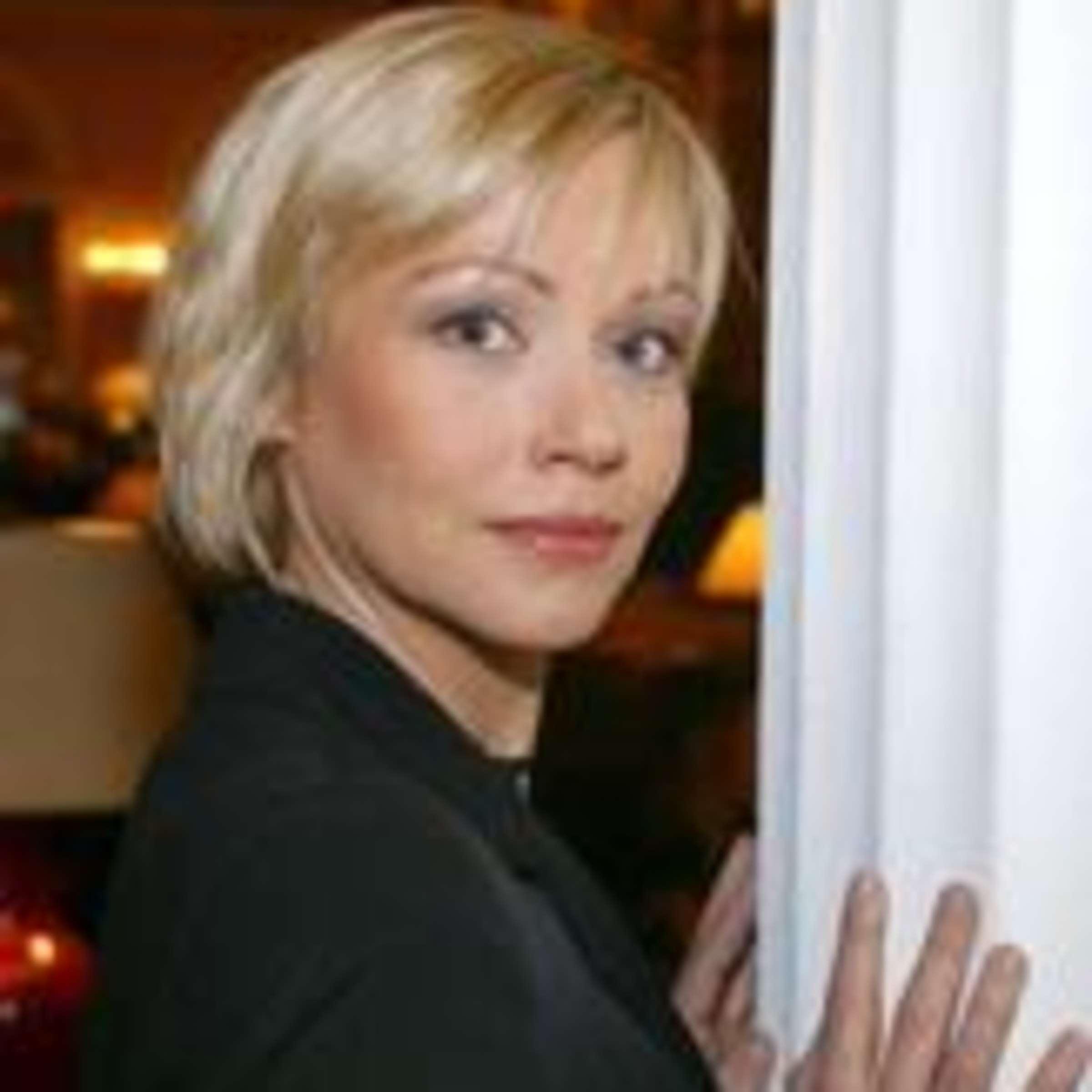 Blond deutschland schauspielerin Tödlicher Sturz: