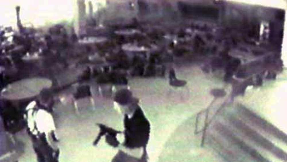 Amoklauf An Der Columbine High School