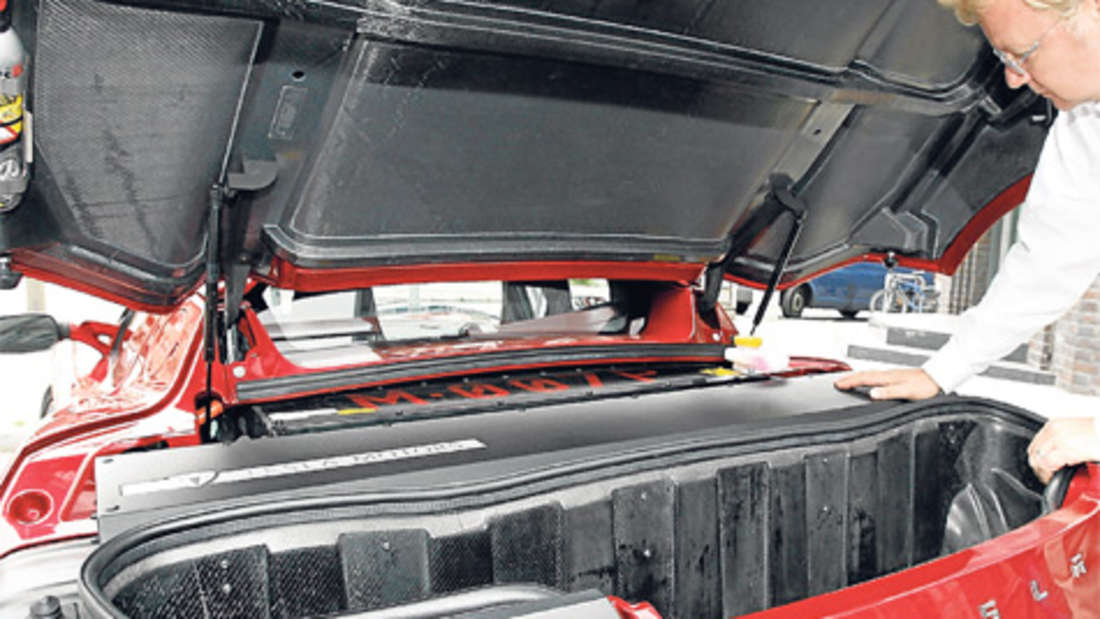 Batterie, Elektroautos