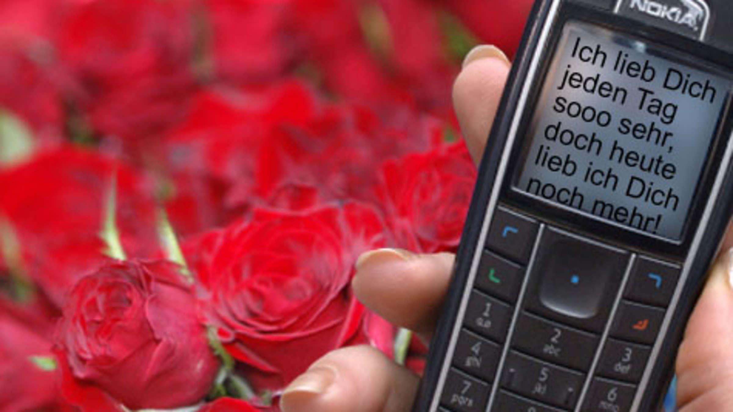 Liebesgedichte für sie whatsapp