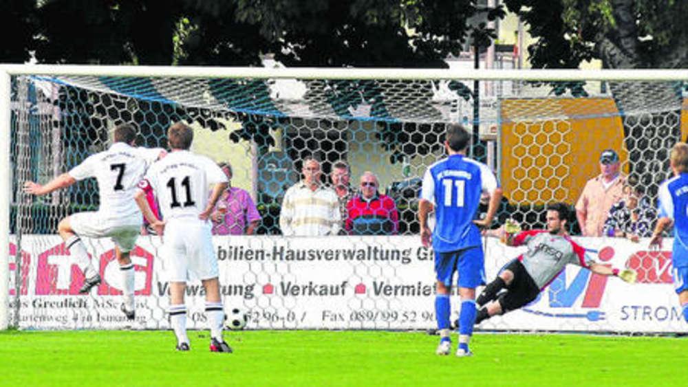 Fci Verliert Spitzenspiel Gegen Weiden Landkreis München