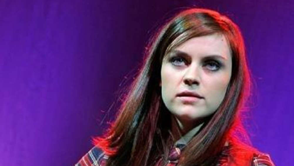 Amy Macdonald in der Berliner Columbiahalle.
