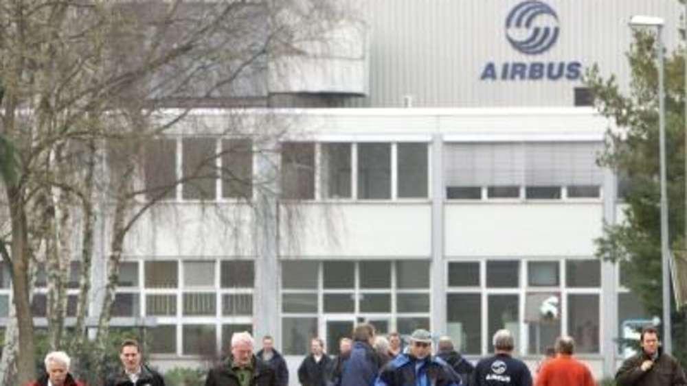 Ig Metall Und Airbus Einig über Abfindungen Wirtschaft