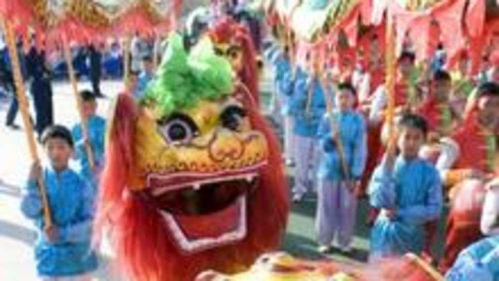 Chinesen begrüßen Jahr des Schweines | Welt