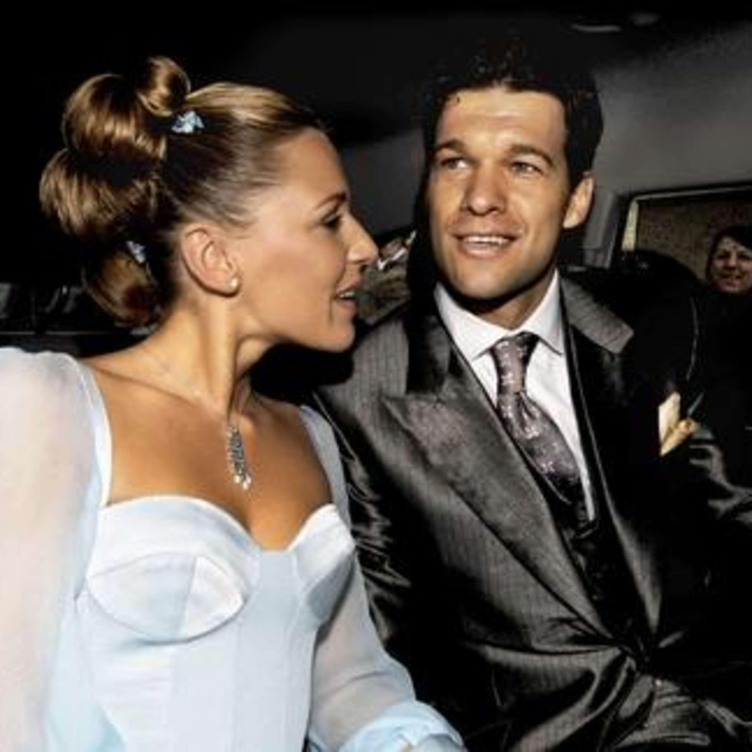 Michael Ballack heiratet seine Simone am Starnberger See  Boulevard