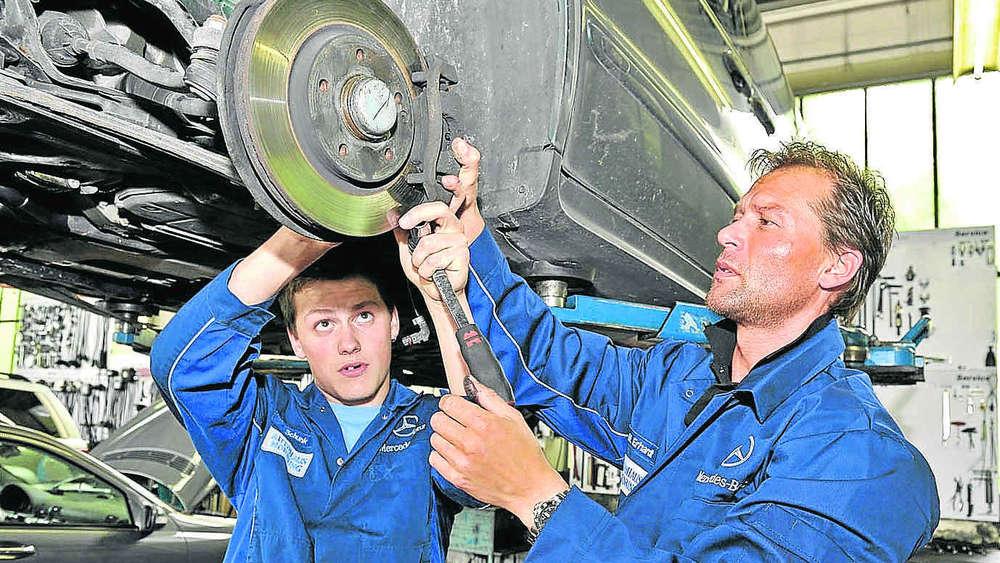 Droht Ausbildungsmarkt Die Krise Lkr Garmisch