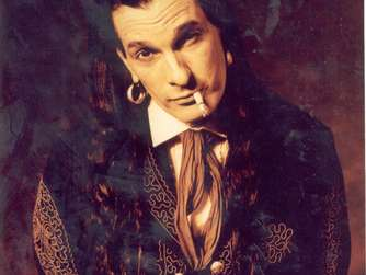 Der Prototyp Rock'n'Roll-Mensch Willy DeVille.