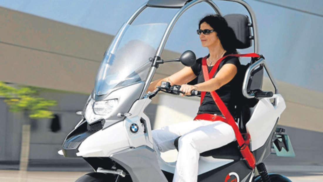 C1-E Roller, BMW