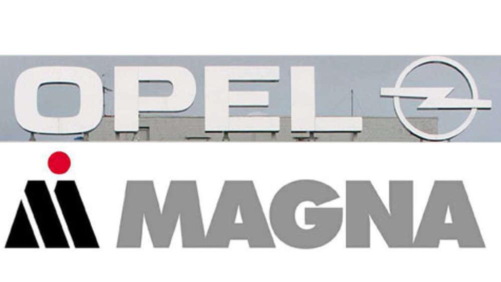 Kreise Opel Vertrag Für übernahme Durch Magna Am Donnerstag Klar