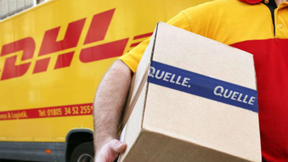 Nach Insolvenz Von Quelle Post Stoppt Vorerst Versand Von Produkten