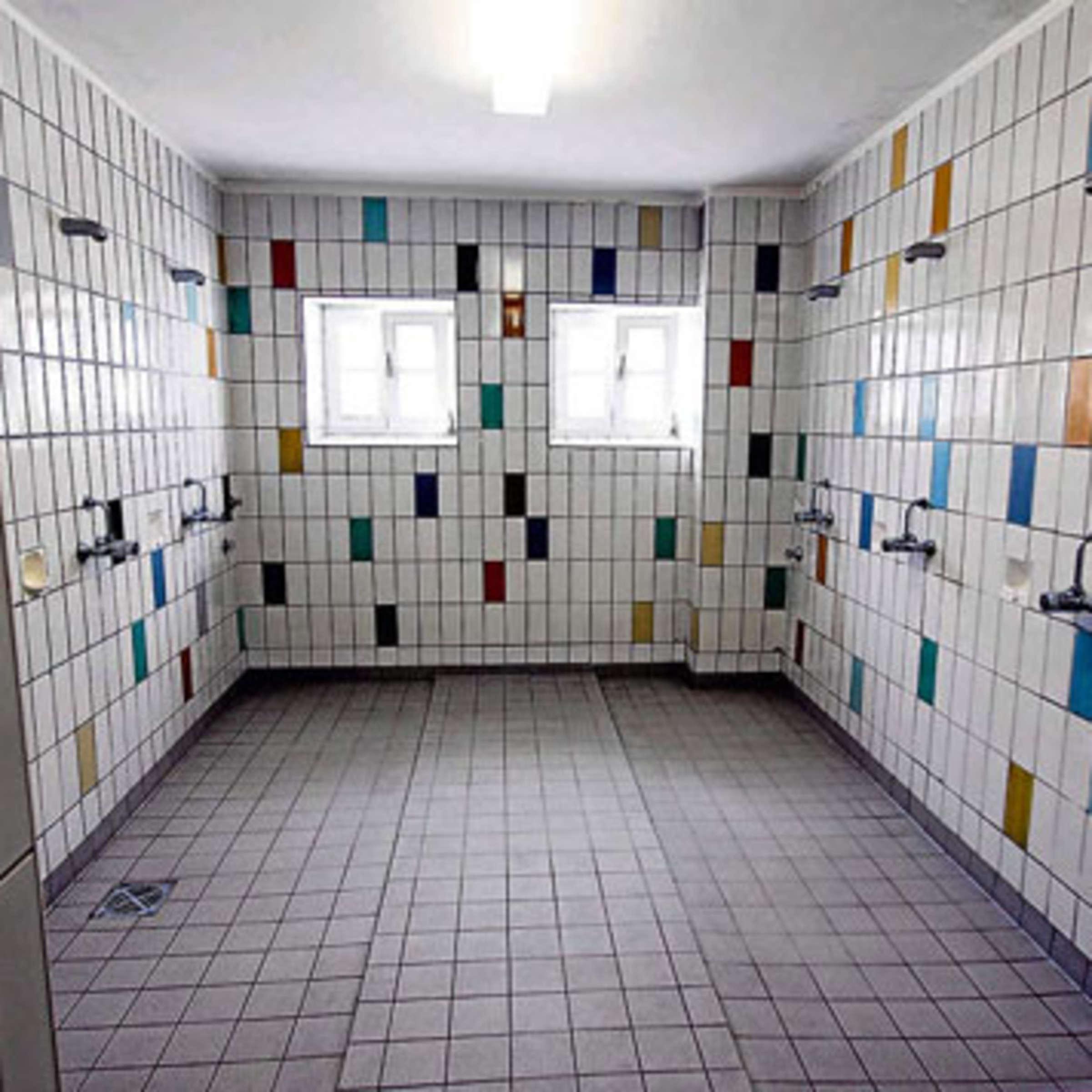 Schule nackt duschen Nach dem