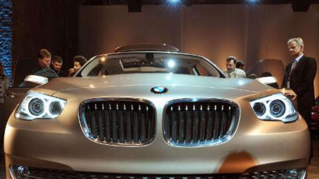 Limousine 5er BMW