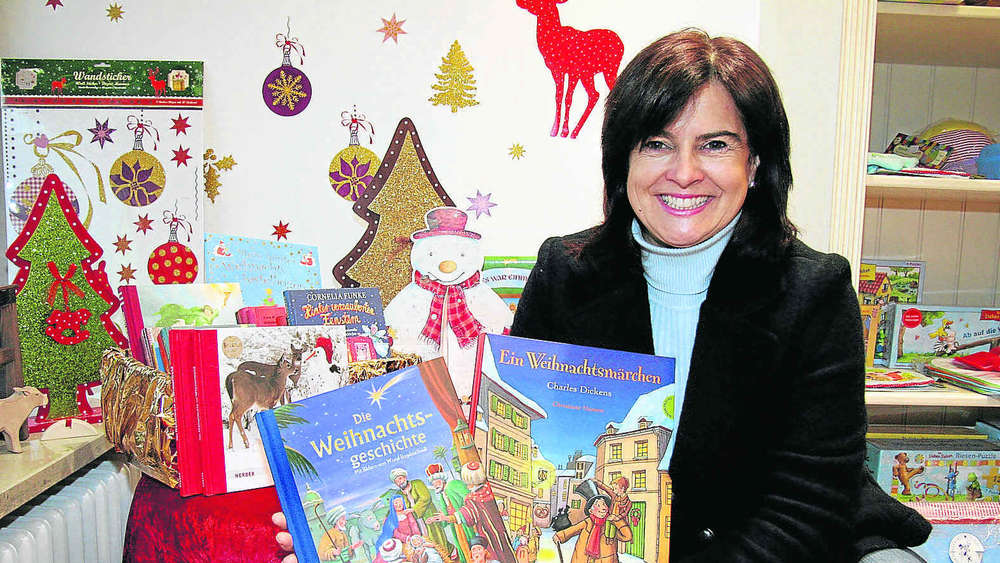 Bücher sind das Weihnachtsgeschenk Nummer eins | Würmtal