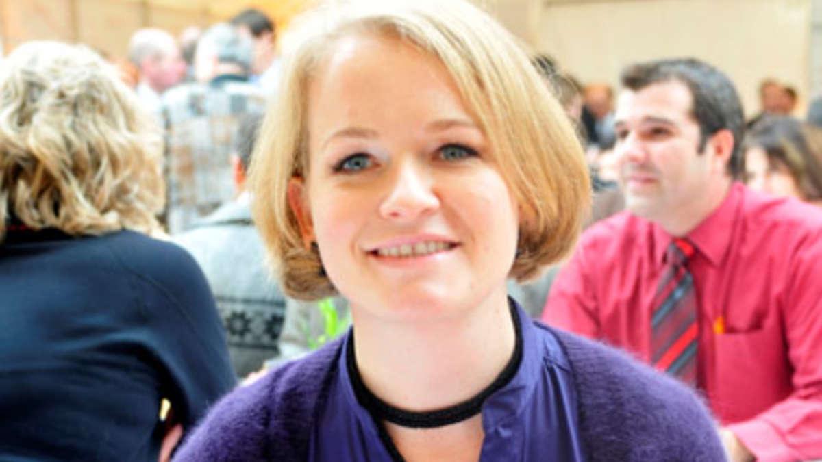 Regina Wallner ist die neue Stimme der S-Bahn München