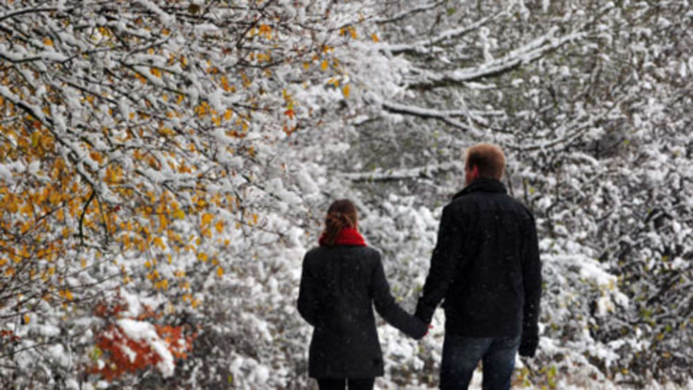 """Prognose nach Wintereinbruch in Bayern: """"Schnee an Weihnachten ist ..."""