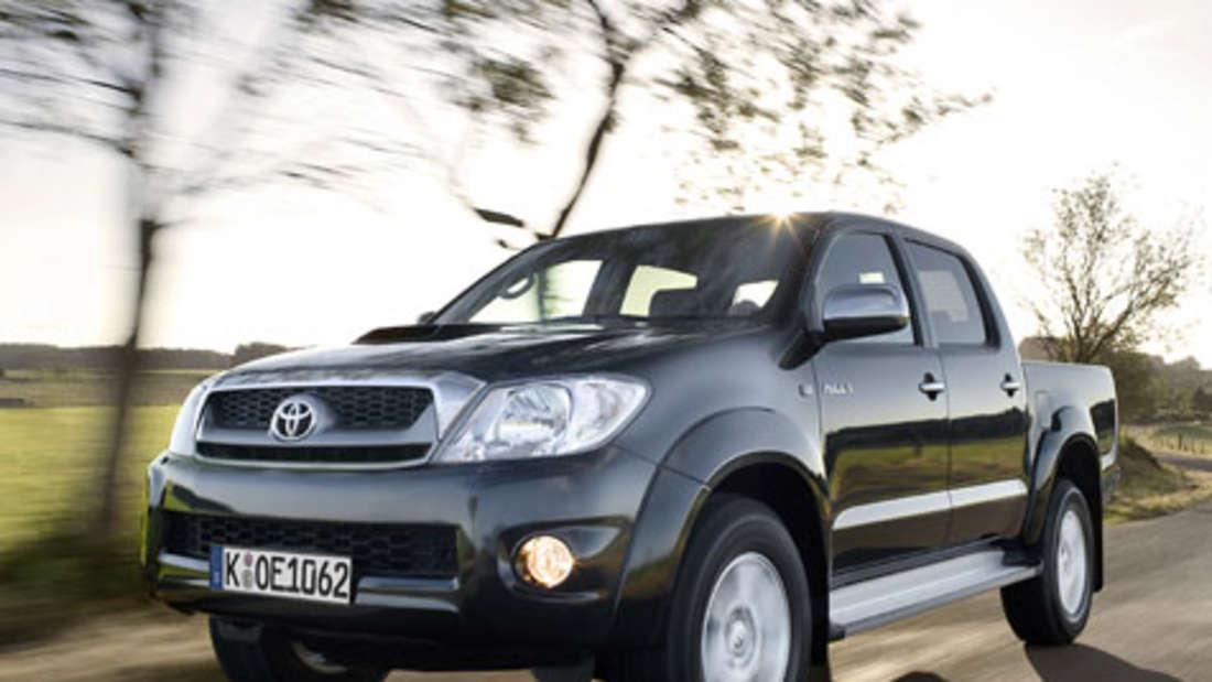 Hilux Pickup Toyota Nutzfahrzeug