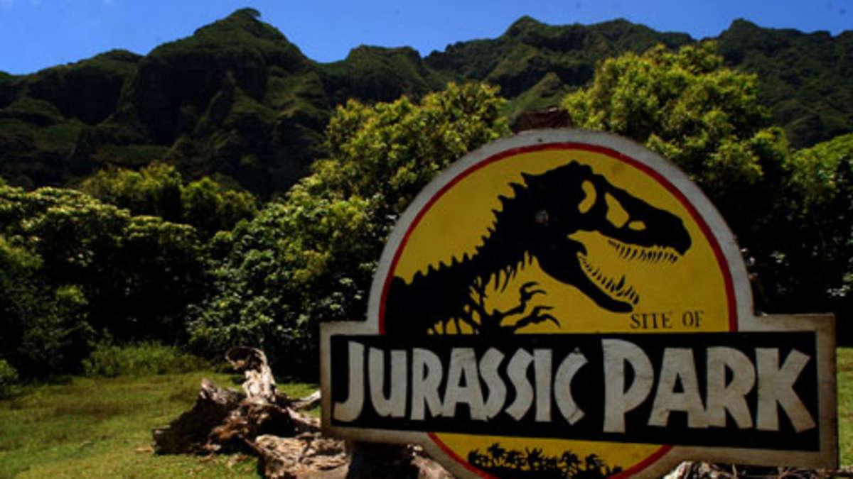 Wo Wurde Jurassic World Gedreht