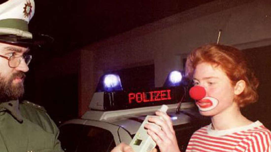 Polizei Fasching Alkohol Kontrolle