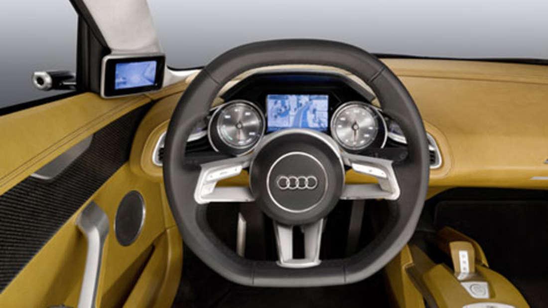 Audi e-tron Elektro Sport
