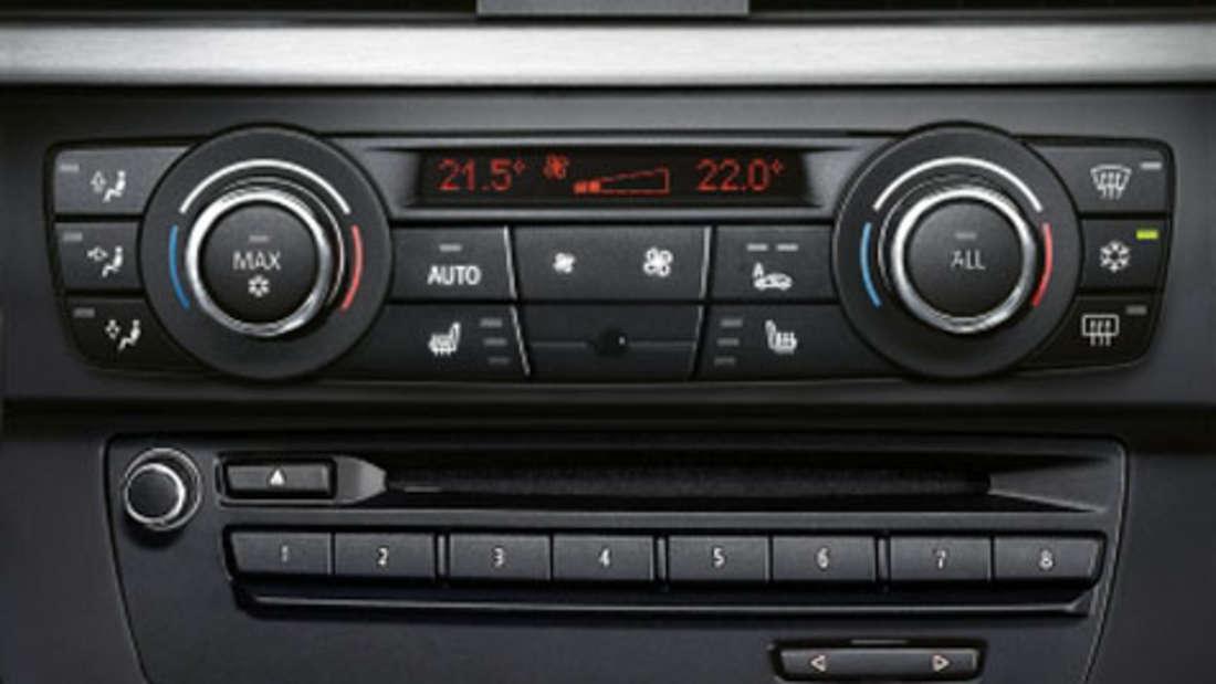 BMW 3er Coupé und Cabrio 2010