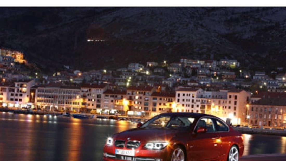 3er Coupé 3er Cabrio BMW Auto Modell