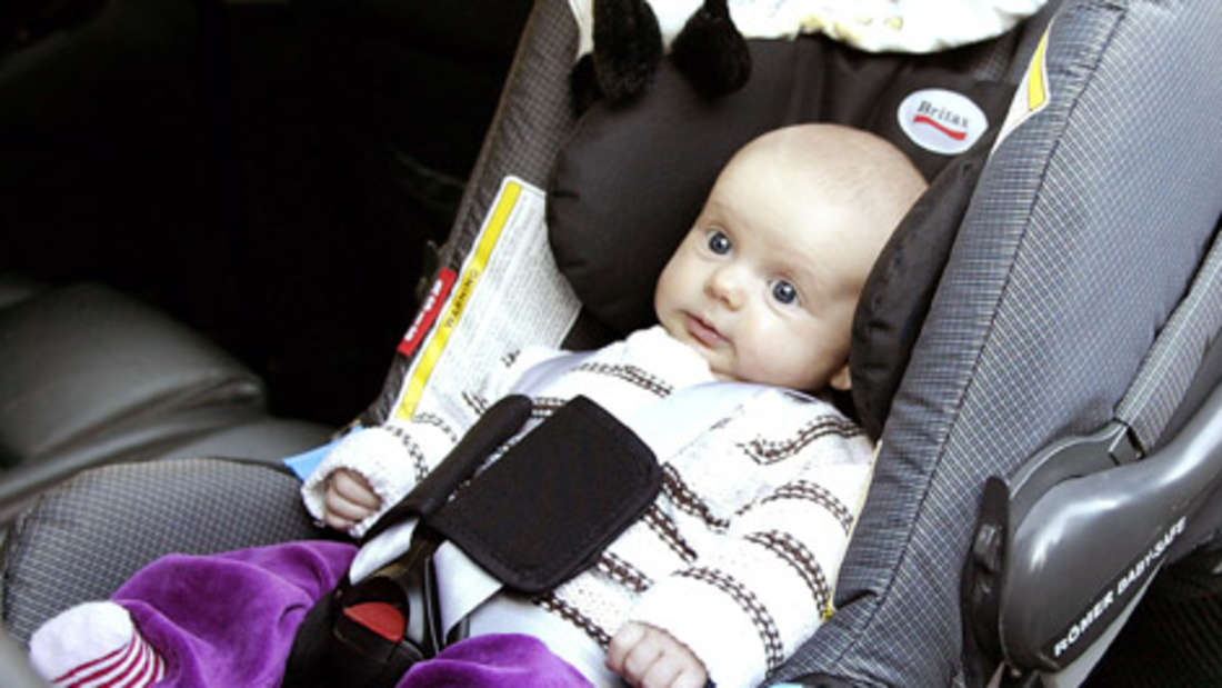 Kindersitz Prüfsiegel